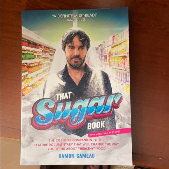 Other - New The Sugar Book by Damon Gameau